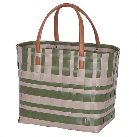 a8338dec38 Handed By Lumberjack Woven Reusable Shopping Tote Bag Liver/Hunting Green –  Unek Goods